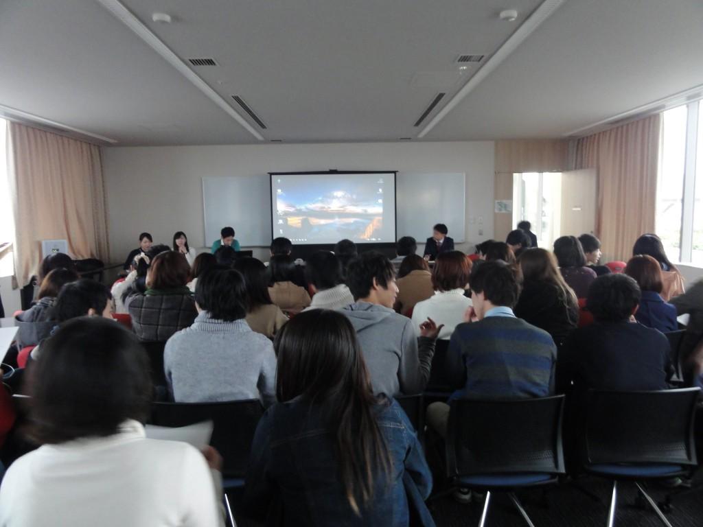 卒業生懇談会1